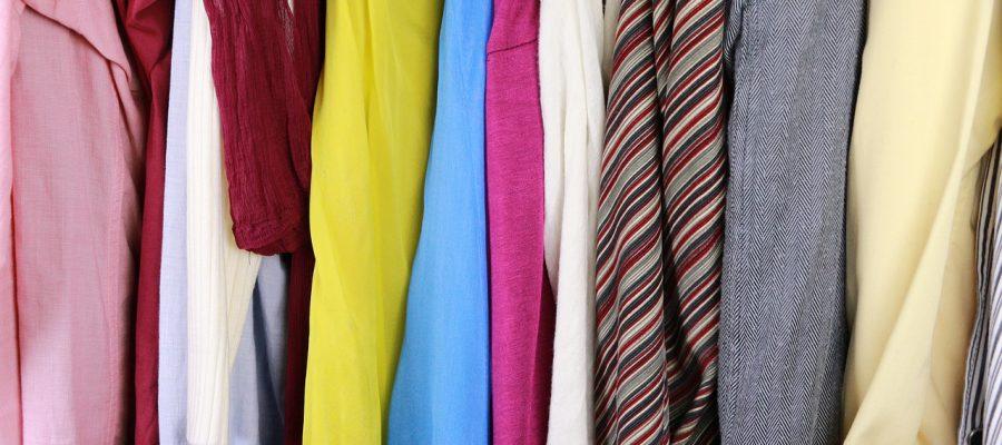 Dobór ubrań